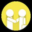 trampolin test - handshake