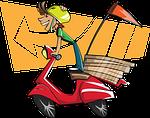 trampolin test - lieferung